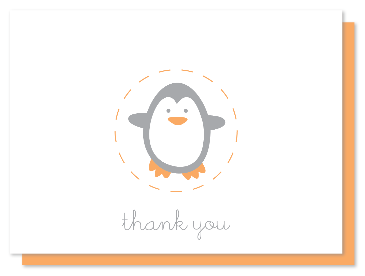 baby thank you cards, baby note cards   madebycristinamarie.com