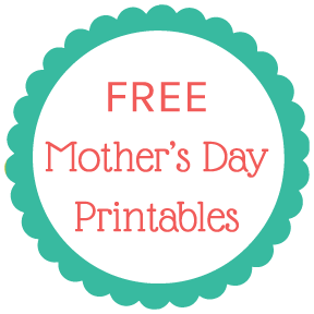 free mothers day printables madebycristinamarie.com