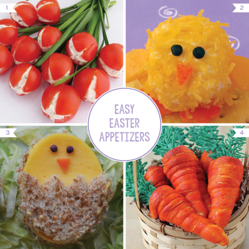 easy easter appetizers